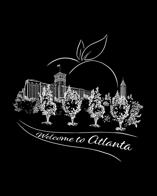 Tshirt Design For The Training Room ATL